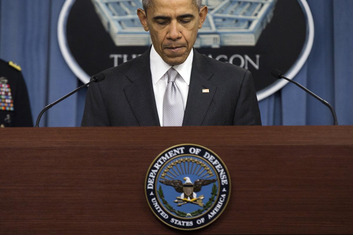Obama domáceho terorizmu