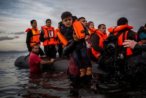 Cesta cez Stredozemné more je veľmi nebezpečná.
