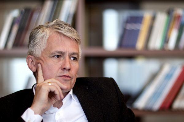 Politik Jozef Kollár.