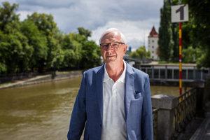 Jiří Drahoš, kandidát na českého prezidenta.