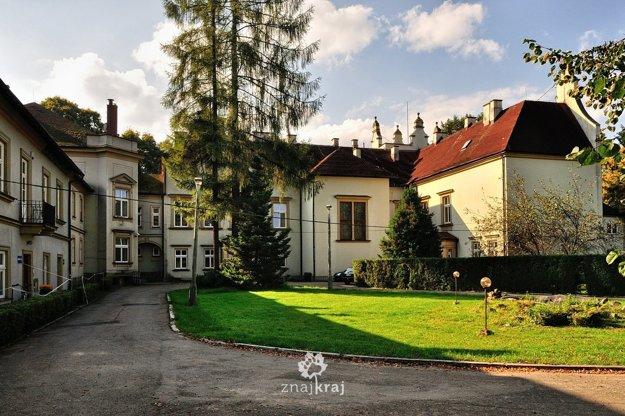 Palác v Rajczi