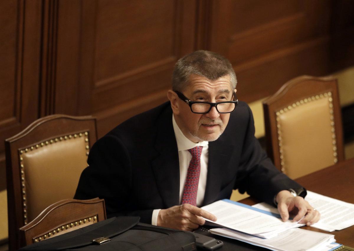 Andrej Babiš žaluje Nový Čas, žiada milión eur - ekonomika.sme.sk