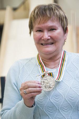 Marianna Némethová-Krajčírová.