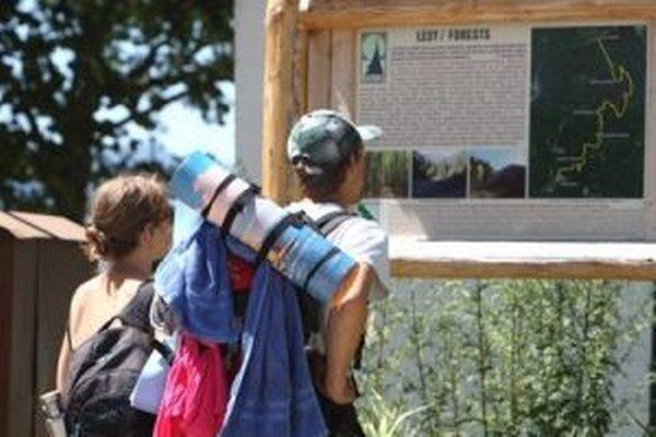 Turisti by nemali vysoké horúčavy v horách podceniť