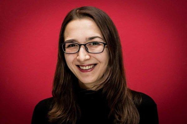 Zuzana Matkovská, redaktorka zdravotníckej rubriky primar.sme.sk