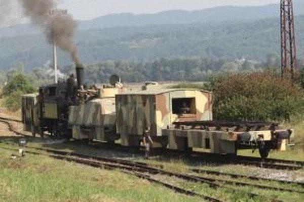 Vlak Štefánik.
