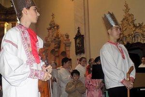 Novoročný trojkráľový koncert.