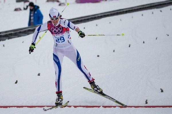 Alena Procházková vypadla v kvalifikácii.