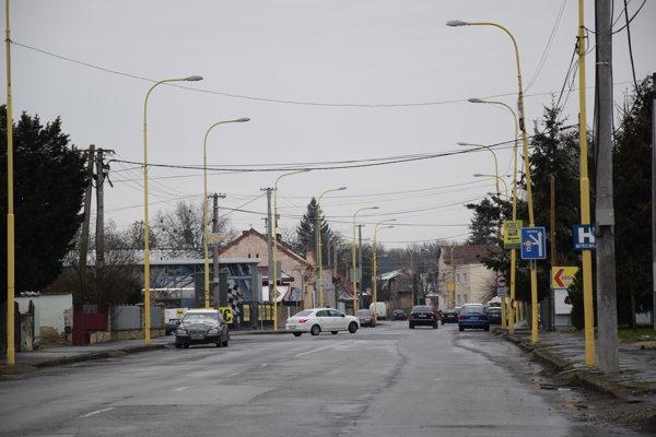 Problémové lokality. Prostitučné služby sa presunuli na perifériu mesta.