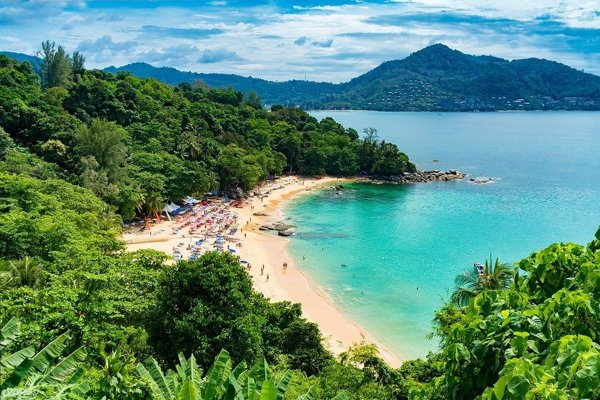 Sprievodca na ostrov Phuket.