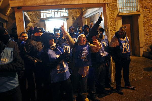 Odbory zamestnancov väzníc vyzvali na protestnú akciu.