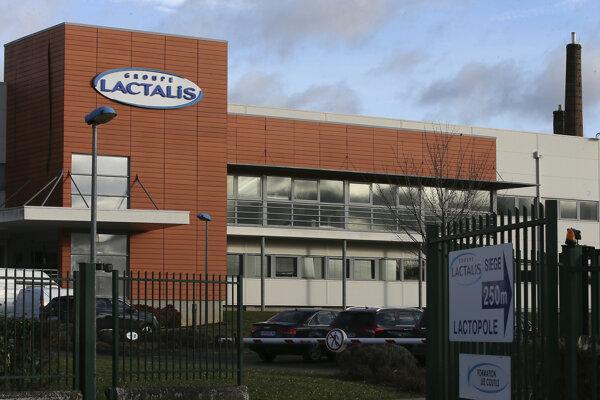 Centrála spoločnosti Lactalis group v meste Laval.