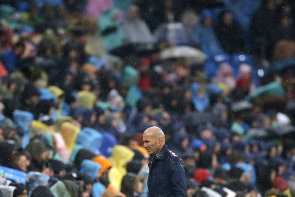 Zinedine Zidane si nevie predstaviť Real Madrid bez Cristiana Ronalda.
