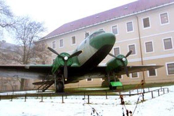 Exponáty pochádzajú z druhej svetovej vojny.