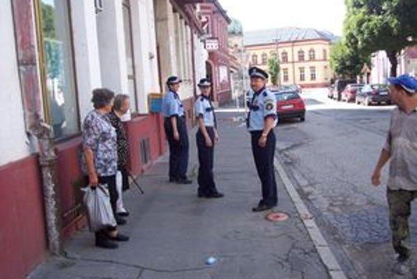 Mestská polícia vlani riešila 1304 priestupkov.