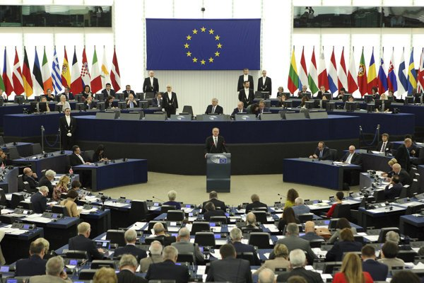 Europarlament (ilustračné foto).