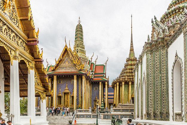 Wat Phra Kaew, Bangkok, Thajsko