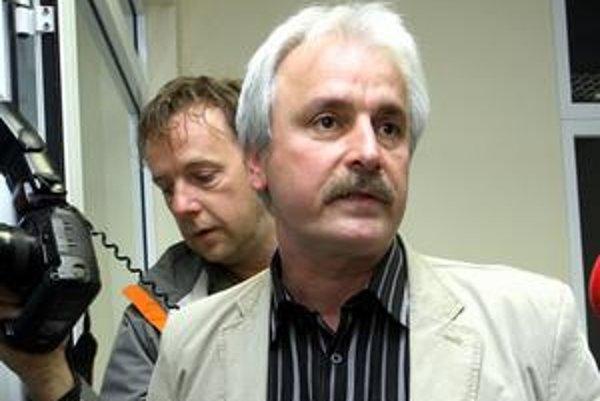 Vodič autobusu Ján Minarovič.