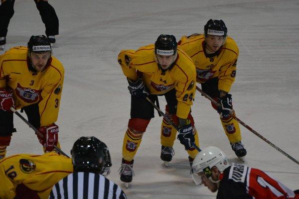 V piatok zostali všetky tri body v Topoľčanoch.