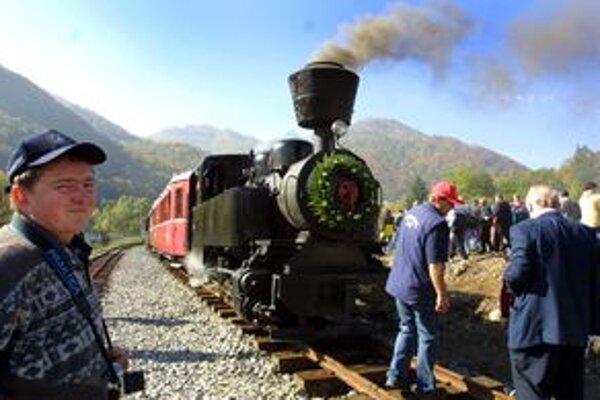 Čiernohronskú železničku poznajú tisícky návštevníkov.