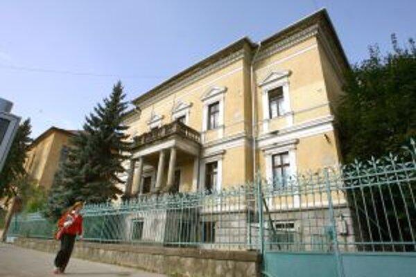 Rodný dom architekta by sa mohol stať v prípade odkúpenia Centrom Ladislava Hudeca