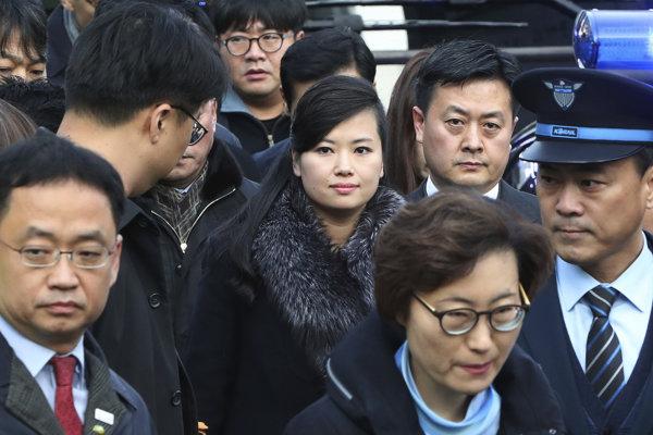 Hjon Song-wol, šéfka severokórejského orchestra a jedna z najvplyvnejších žien uzavretej komunistickej krajiny.