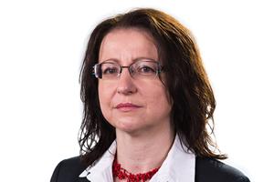 Silvia Gaálová. Nová viceprezidentka U. S. Steelu je dlhoročná zamestnankyňa železiarní.