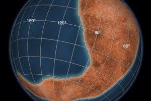 Superkontinet Kenorland vznikol približne pred 2,72 miliardami rokov. Bol zložený z častí, ktoré dnes tvoria jadro Severnej Ameriky a grónska, z dnešnej Škandinávie a Baltických krajín, západnej Austrálie.