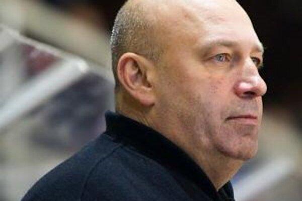 Tréner banskobystrickej juniorky Miroslav Chudý je s výkonom svojich zverencov spokojný.