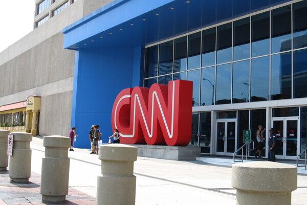 Sídlo CNN v Atlante.