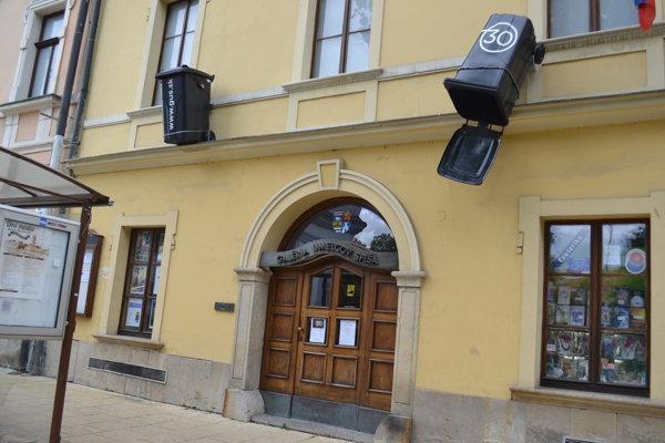Galéria umelcov Spiša v Spišskej Novej Vsi.