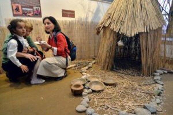 Interaktívna výstava priťahuje pozornosť malých i veľkých