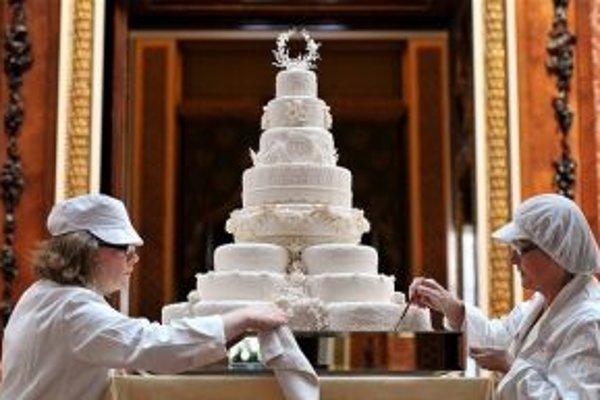 Takýto sladký dar dostal na svojej svadbe princ William. Občas však sladká chuť dokáže v manželstve zhorknúť.