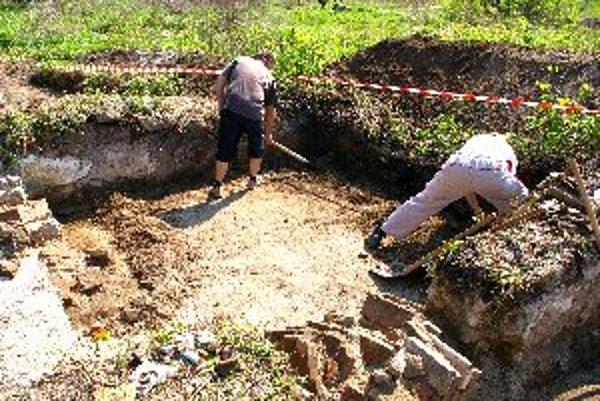 Starý mlyn je zaujímavým archeologickým nálezom