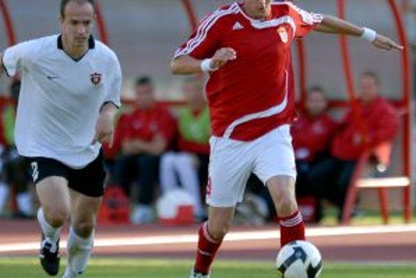 Dušan Uškovič (vpravo) by mal aj v budúcej sezóne patriť medzi ťahúňov tímu
