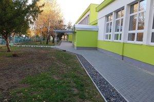 Zrekonštruovaná škola