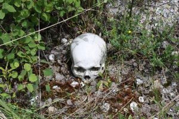 Lebka zrejme patrí nezvestnému mužovi, ktorého telesné pozostatky našli už v apríli