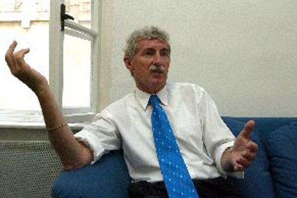 Milan Murgaš ako kandidát na post župana za Smer -SD v  nadchádzajúcich župných voľbách skončil.