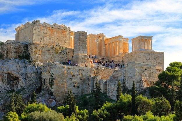 Akropola v Aténach je takmer neprekonateľná v kráse aj význame pre Grékov.