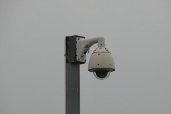 Na nové kamery získalo mesto 4000 eur.