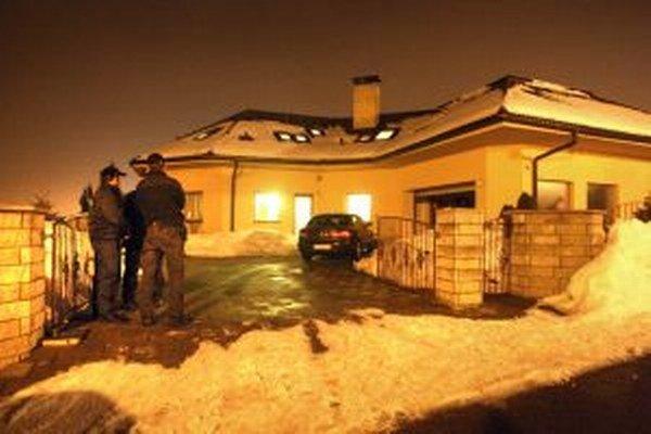 Do Maňkovho bytu sa vlámali vlani vo februári.