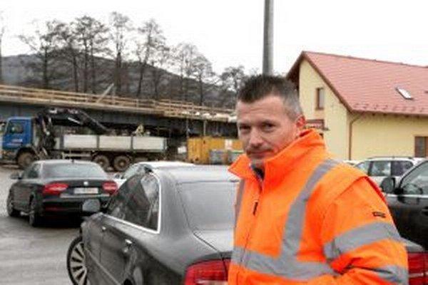 Minister Ján Počiatek na kontrolnom dni v Detve.