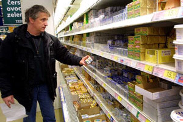 Mliečnych výrobkov vyrába a predáva hriňovská mliekareň tento rok zhruba o štvrtinu viac.