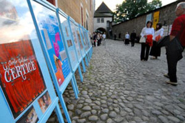 Oddnes bude patriť Zvolen medzinárodnému festivalu činohry a opery.