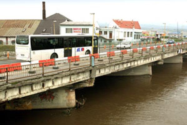 Opravu mosta komplikujú majetkové vzťahy.
