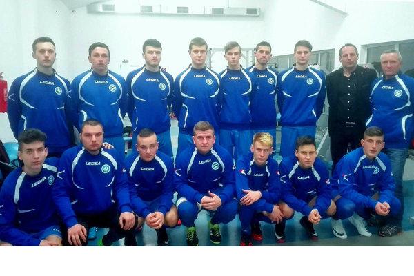 Výber ObFZ Nitra U19 si zahral na turnaji na Skalke pri Kremnici.
