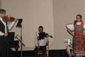 Krst CD Piesne z Novohradu