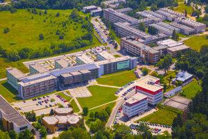 Areál Žilinskej univerzity v Žiline