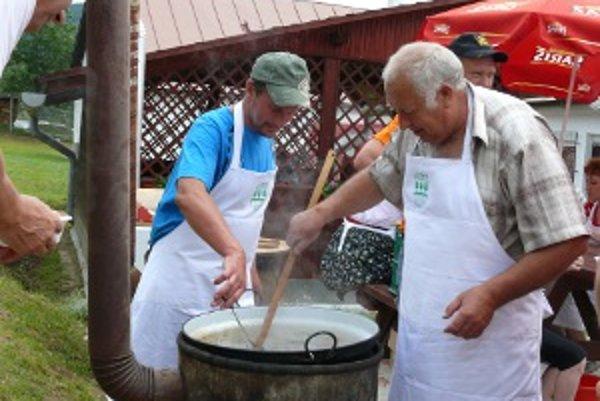 Bačovská kotlovina nebola zložitým jedlom.