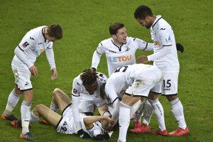 Swansea nastrieľala súperovi osem gólov.